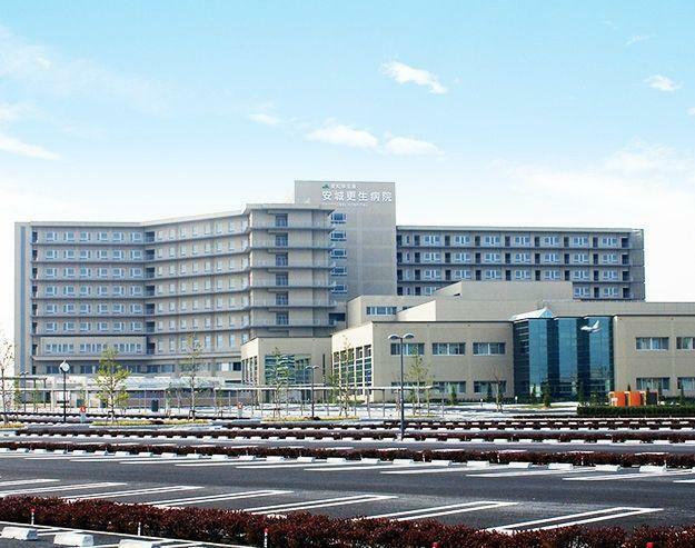 病院 安城更生病院 徒歩15分。
