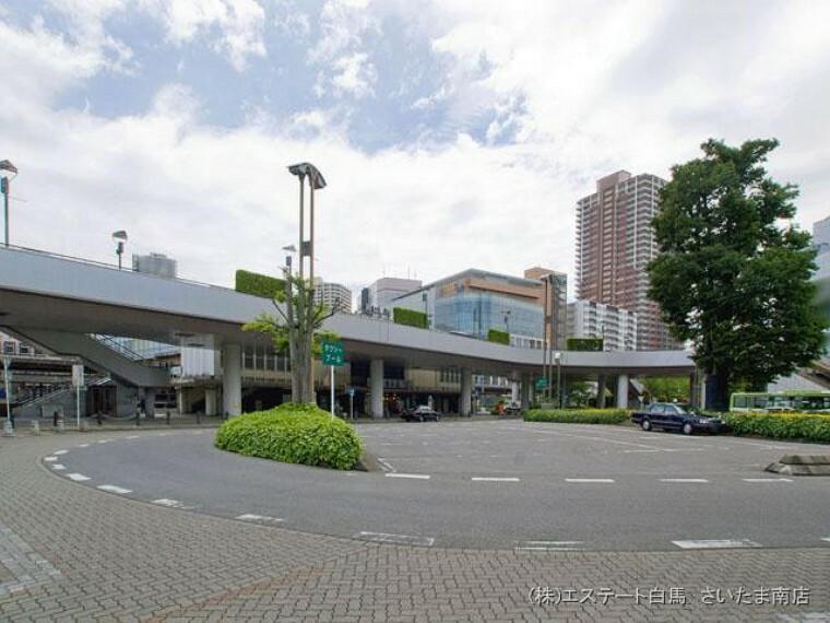 JR京浜東北線「川口」駅