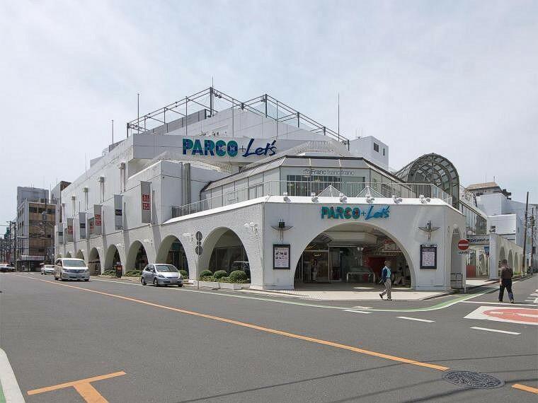ショッピングセンター 新所沢PARCO(2477m)