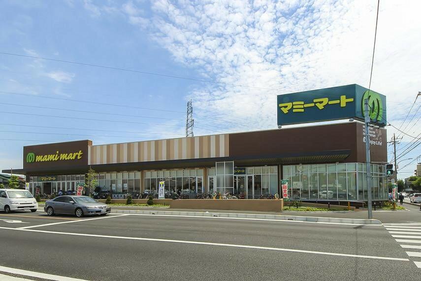 スーパー マミーマート 所沢青葉台店(616m)