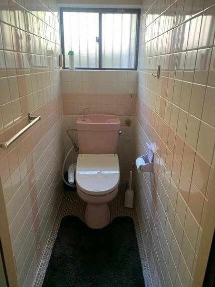 トイレ 1階トレイ
