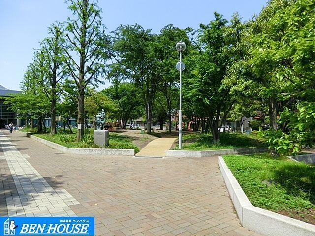 公園 溝口緑地 徒歩9分。