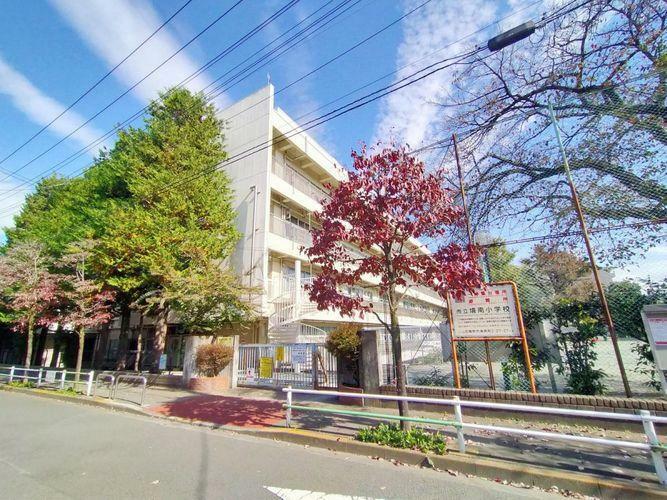 小学校 武蔵野市立境南小学校 徒歩13分。