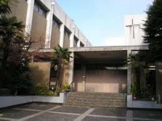 【寺院・神社】カトリック渋谷教会まで358m