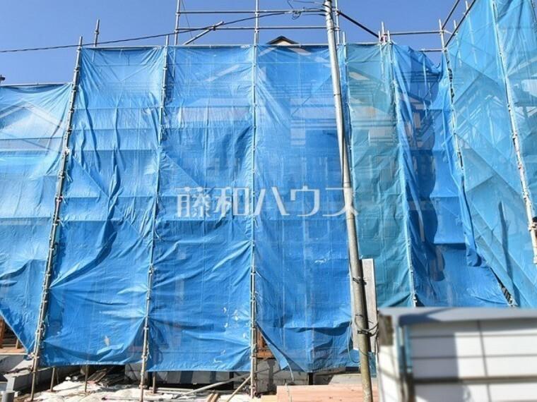 現況外観写真 2号棟 外観 【武蔵村山市学園5丁目】