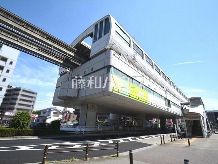 多摩都市モノレール「桜街道」駅