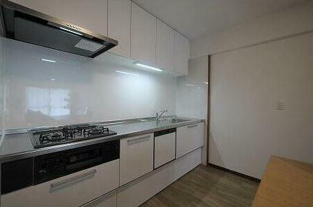 キッチン 食洗機付き! 家事の手間が段違いに減ります。