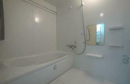 浴室 ユニットバスも新品交換済みです。 毎日の疲れを癒しましょう。