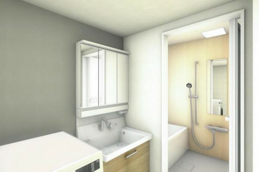 浴室 リフォーム参考プラン