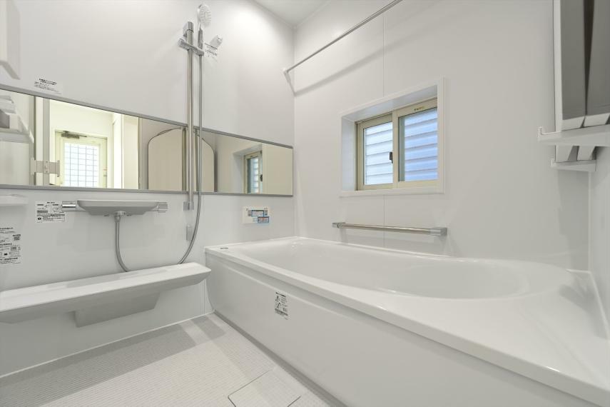 浴室 追い炊き機能付システムバス
