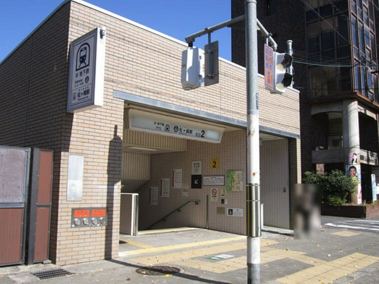 松ヶ崎駅(京都地下鉄 烏丸線) 京都駅まで9駅 乗車約17分 駐輪場有(有料)
