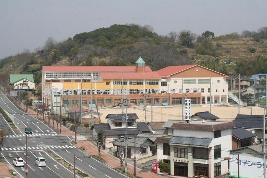 小学校 倉敷市立長尾小学校