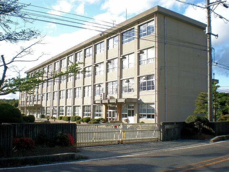 中学校 坂下中学校