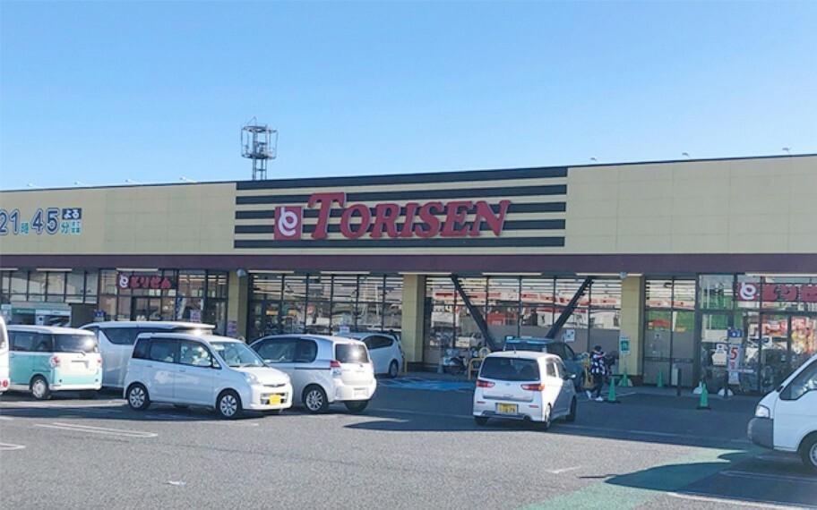 ショッピングセンター とりせん菅谷ショッピングモール