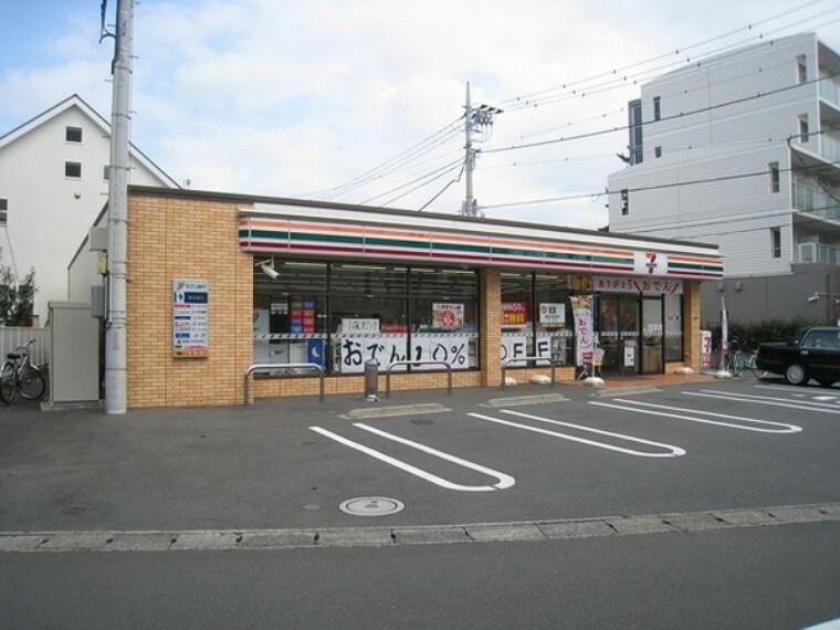 コンビニ セブンイレブン相模原松が枝町店
