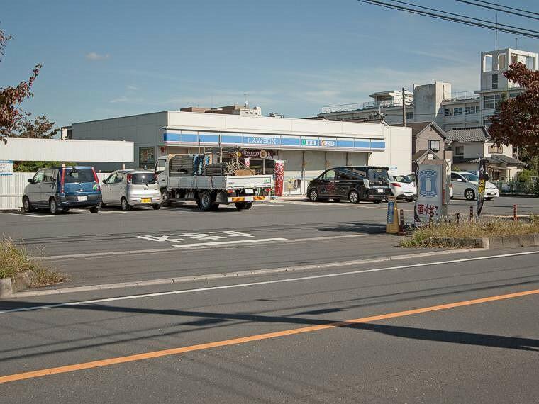 コンビニ ローソン 狭山富士見二丁目店(450m)