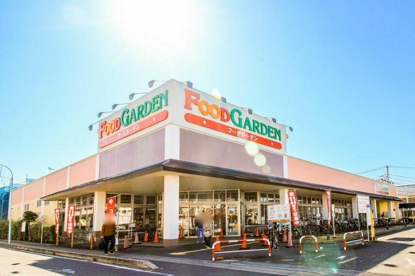スーパー フードガーデン七里店