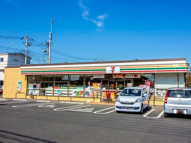 コンビニ セブン‐イレブン さいたま島町店