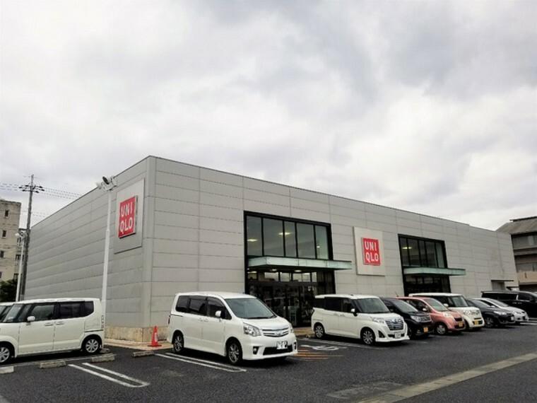 ショッピングセンター ユニクロ橿原店