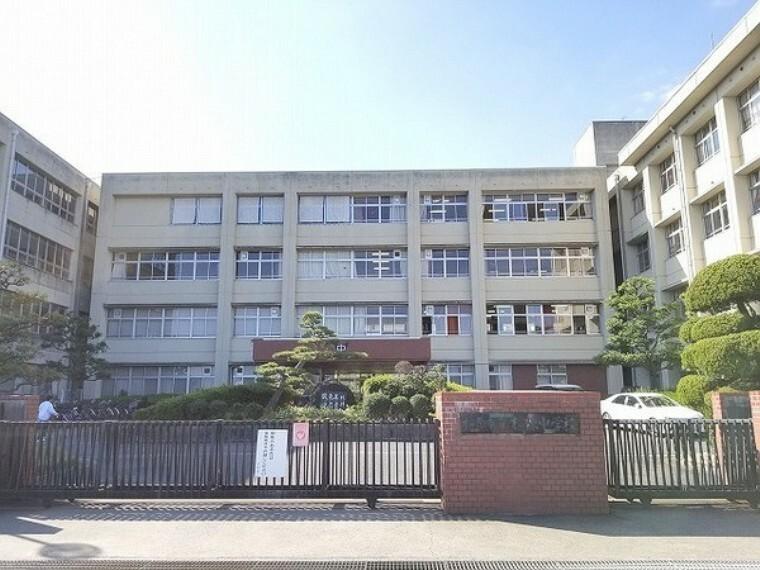 中学校 橿原市立橿原中学校