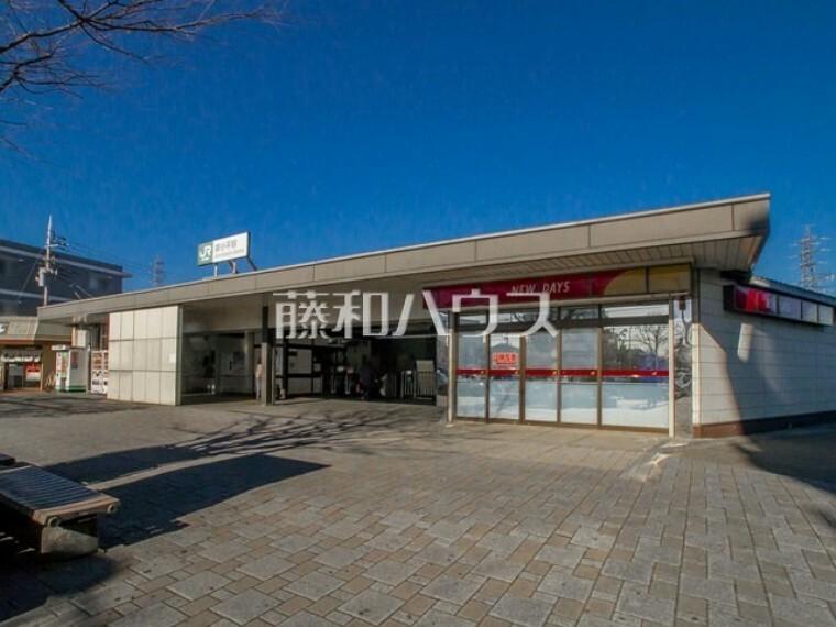 JR武蔵野線『新小平』駅