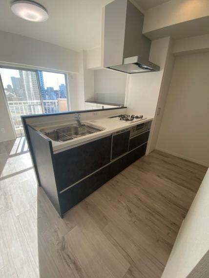 キッチン フルリノベーション物件 住宅ローン控除適用 耐震基準適合証明書取得可能物件