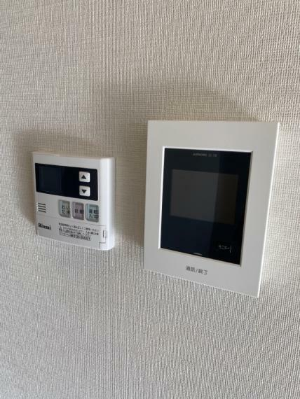 TVモニター付きインターフォン フルリノベーション物件 住宅ローン控除適用 耐震基準適合証明書取得可能物件