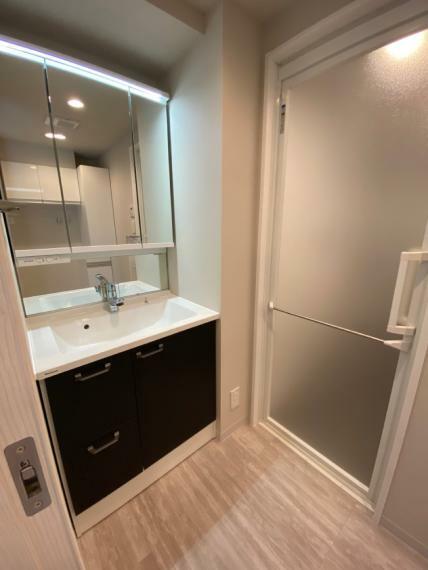 洗面化粧台 フルリノベーション物件 住宅ローン控除適用 耐震基準適合証明書取得可能物件