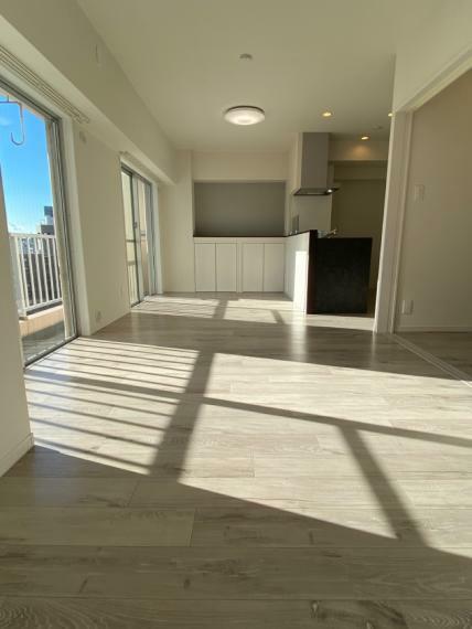 リビングダイニング フルリノベーション物件 住宅ローン控除適用 耐震基準適合証明書取得可能物件