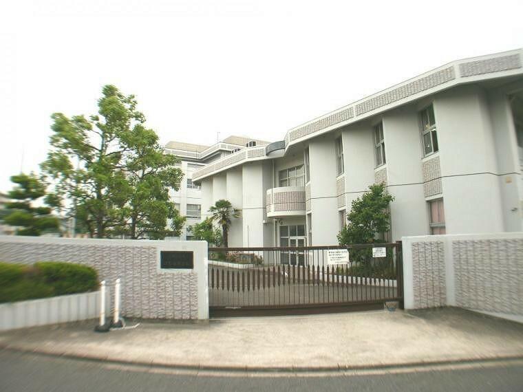 中学校 津賀田中学校