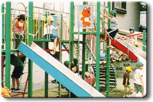幼稚園・保育園 【保育園】みどりが丘こども園まで1087m