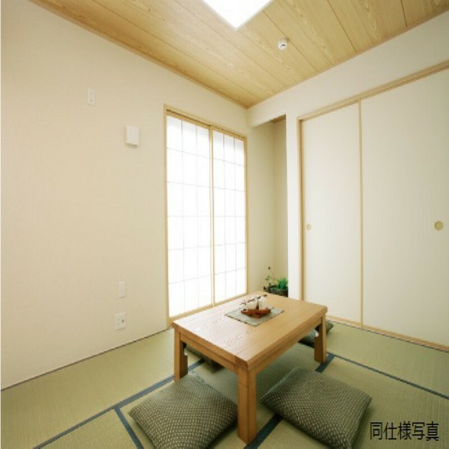 和室 同仕様建物の和室。カラーは異なることがございます。