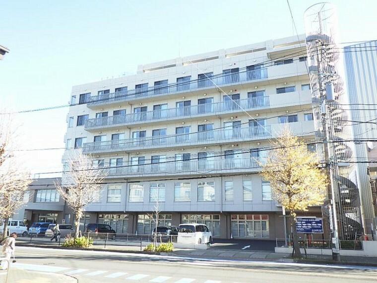 病院 【総合病院】桜ヶ丘中央病院まで858m