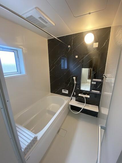 浴室 現地写真