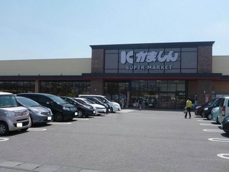 スーパー 【かましん】平松本町店