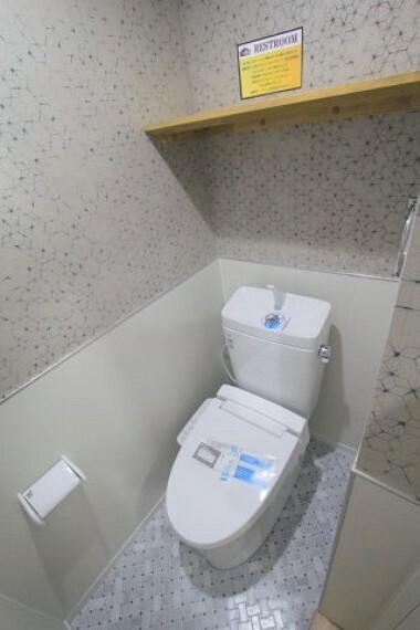 トイレ もはや定番!ウォシュレット付きトイレ!