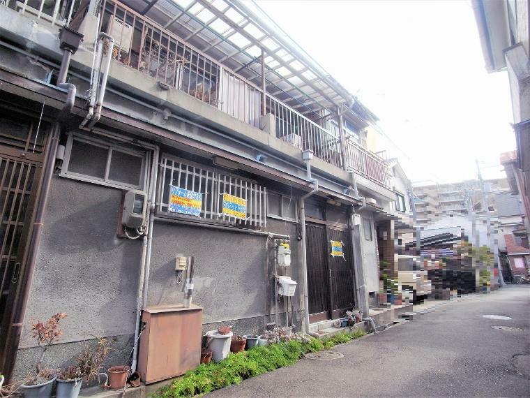 外観写真 外観 東難波三丁目 テラスハウス 阪神尼崎駅まで徒歩約13分
