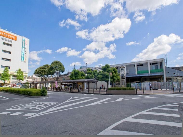 JR宇都宮線「久喜」駅