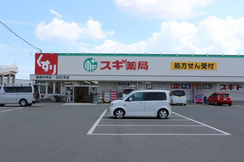 ドラッグストア スギ薬局豊橋中浜店