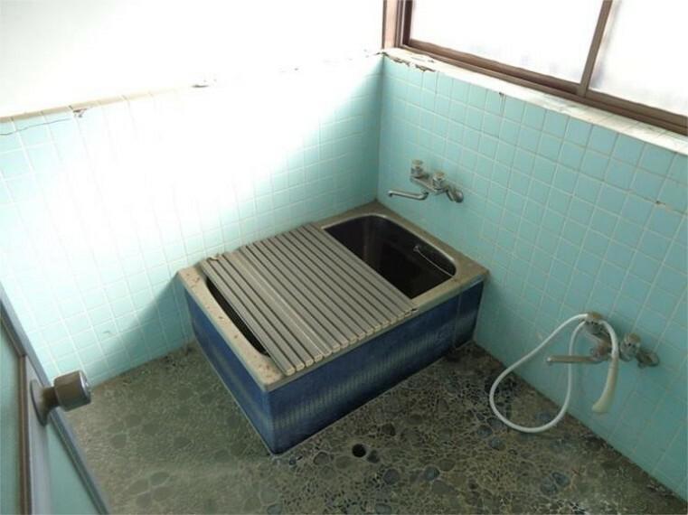 浴室 1F風呂