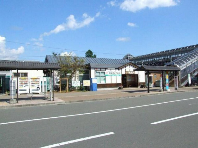 JR仙山線「愛子」駅 徒歩10分 毎日の通勤・通学にも便利