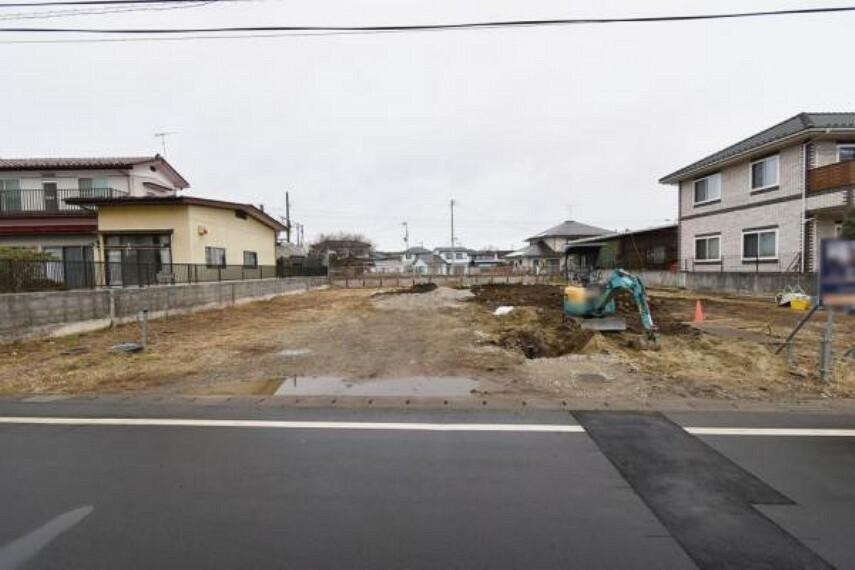 現況写真 前面道路含む外観写真 お問い合わせお待ちしております。