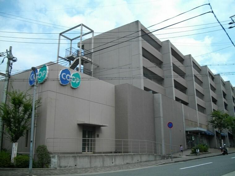 スーパー 【スーパー】コープ苦楽園まで666m