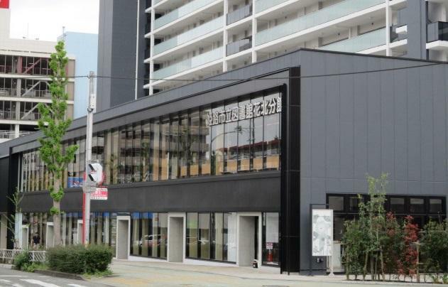 図書館 姫路市立図書館花北分館