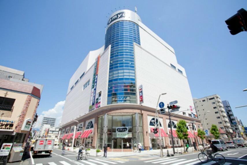 ショッピングセンター アミューあつぎ 1410m