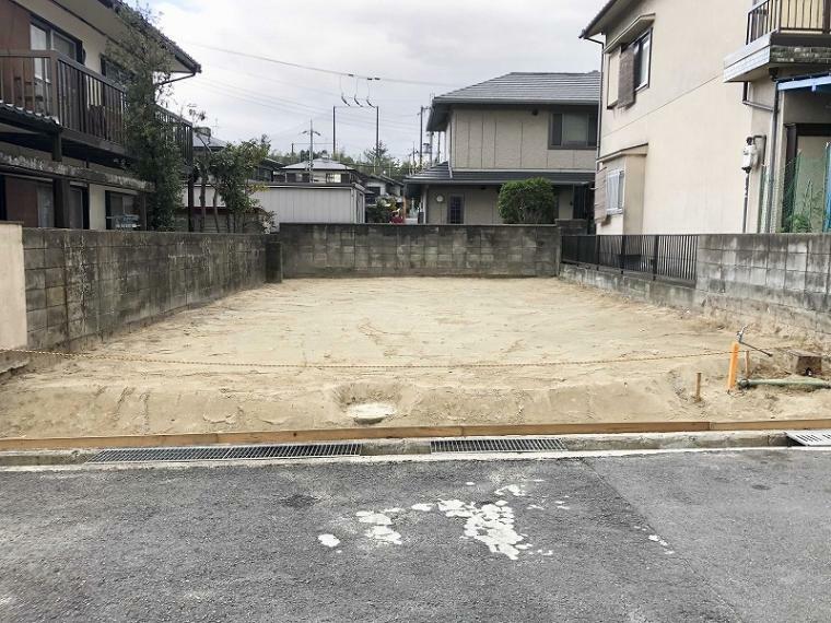 現況写真 阪奈道路学園前ICへ1km