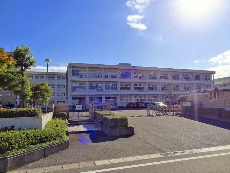中学校 福島市立信夫中学校
