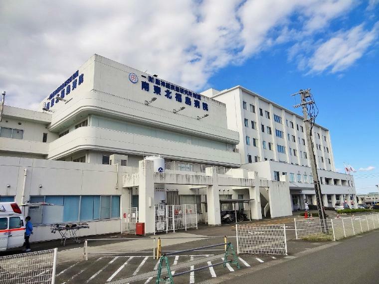 病院 南東北福島病院