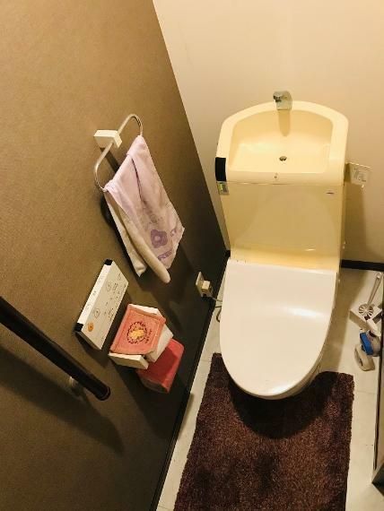 トイレ 1階お手洗い