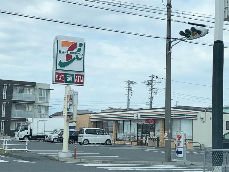 コンビニ セブンイレブン篠ケ瀬南店